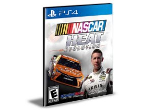 NASCAR HEAT EVOLUTION - PS4 PSN MÍDIA DIGITAL