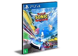 Team Sonic Racing - Ps4 Psn Mídia Digital