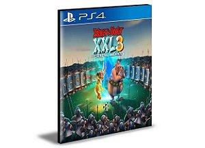 Asterix and Obelix XXL3 The Crystal Menhir PS4 - MÍDIA DIGITAL