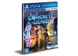 Concrete Genie - PS4 - Mídia Digital