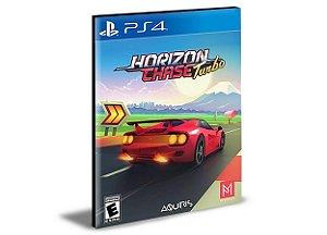 HORIZON CHASE TURBO - PS4 PSN MÍDIA DIGITAL