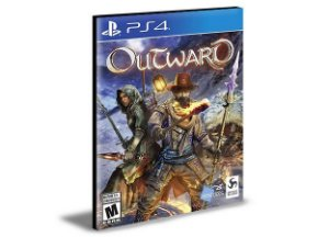 OUTWARD - Ps4 Psn Mídia Digital