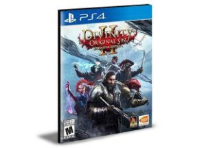 DIVINITY ORIGINAL SIN 2 DEFINITIVE EDITION - PS4 PSN MÍDIA DIGITAL