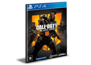 CALL OF DUTY BLACK OPS 4 - PS4 PSN MÍDIA DIGITAL
