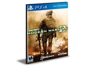 Call of Duty Modern Warfare 2 Campaign Remastered  Ps4  Psn  Mídia Digital