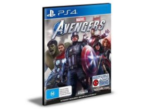 Marvel's Avengers - PS4 PSN MÍDIA DIGITAL