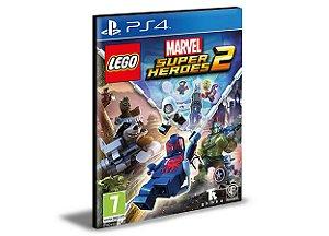 LEGO MARVEL SUPER HEROES 2 -BR- PS4 PSN MÍDIA DIGITAL