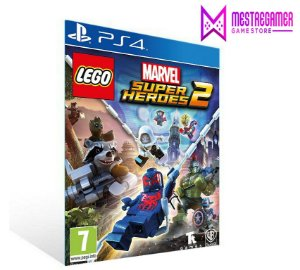LEGO MARVEL SUPER HEROES 2 -BR- PS4 PSN MÍDIA DIGITAL