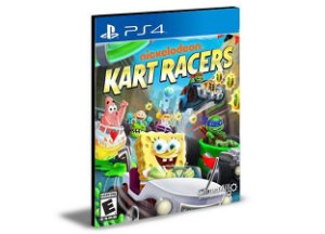 Nickelodeon Kart Racers  Ps4  Psn  Mídia Digital