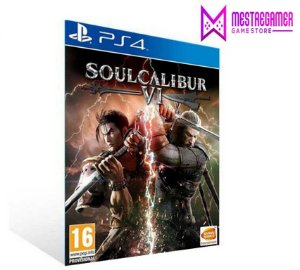 SOULCALIBUR VI PORTUGUÊS  PS4  PSN  MÍDIA DIGITAL