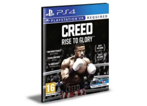 Creed Rise to Glory - PS4 PSN Mídia Digital