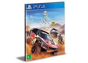Dakar 18  - PS4 PSN Mídia Digital
