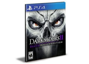 Darksiders 2 Deathinitive Edition - PS4 PSN Mídia Digital