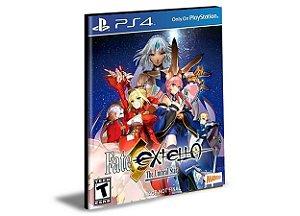 Fate Extella The Umbral Star  - PS4 PSN MÍDIA DIGITAL