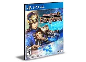 Dynasty Warriors 8 Empires - PS4 PSN MÍDIA DIGITAL