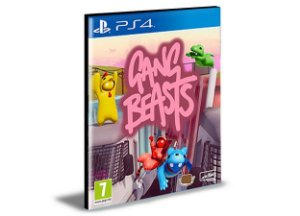 GANG BEASTS - PS4 PSN MÍDIA DIGITAL