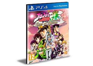JoJo's Bizarre Adventure Eyes of Heaven - PS4 PSN MÍDIA DIGITAL