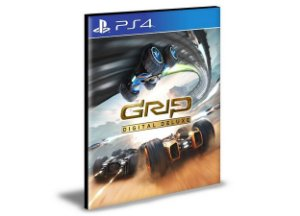 GRIP Digital Deluxe  - PS4 PSN MÍDIA DIGITAL