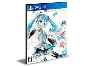 Hatsune Miku  Project Diva X - PS4 PSN MÍDIA DIGITAL
