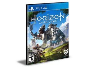HORIZON ZERO DAWN  - PS4 PSN MÍDIA DIGITAL