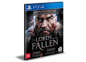 Lords of the Fallen Complete Edition  - PS4 PSN MÍDIA DIGITAL