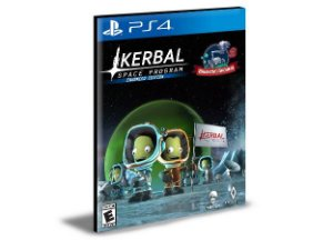 Kerbal Space Program Enhanced Edition  -  PS4 PSN MÍDIA DIGITAL