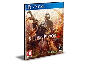 Killing Floor 2  -  PS4 PSN MÍDIA DIGITAL