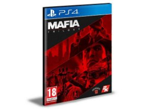 Mafia Trilogy -  PS4 PSN MÍDIA DIGITAL