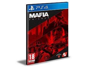 Mafia Trilogy -  PS4 PSN MÍDIA DIGITAL