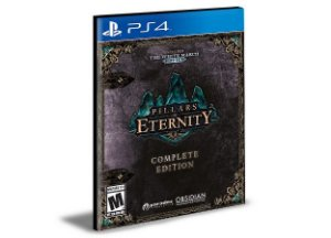 Pillars Eternity complete Edition   -  PS4 PSN MÍDIA DIGITAL