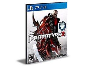 Prototype 2 -  PS4 PSN MÍDIA DIGITAL