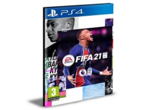 FIFA 2021 -  Portuguès  - PS4 PSN MÍDIA DIGITAL