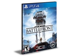 Star Wars Battlefront   -  PS4 PSN MÍDIA DIGITAL