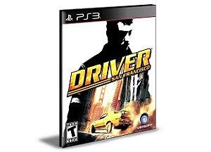 DRIVER San Francisco - PS3 PSN MÍDIA DIGITAL