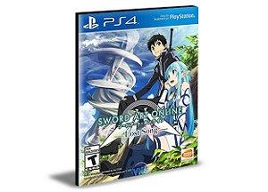 Sword Art Online Lost Song -  PS4 PSN MÍDIA DIGITAL