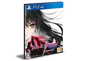 Tales of Berseria -  PS4 PSN MÍDIA DIGITAL