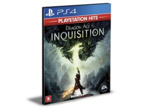 DRAGON AGE INQUISITION  DELUXE EDITION PORTUGUÊS  PS4  PSN  MÍDIA DIGITAL