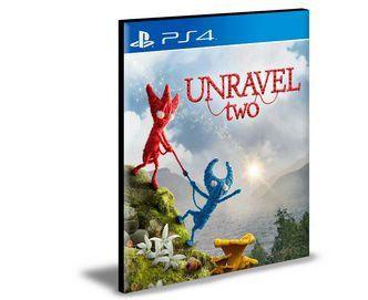 Unravel Two  PS4 PSN MÍDIA DIGITAL