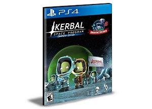 KERBAL SPACE PROGRAM ENHANCED EDITION - PS4 - PSN - MÍDIA DIGITAL