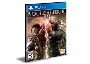 SOULCALIBUR VI - PORTUGUÊS - PS4 - PSN - MÍDIA DIGITAL