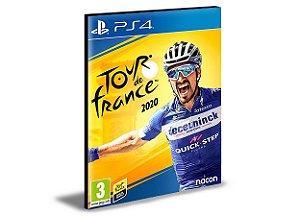 Tour de France 2020 Ps4 - PS5 - PSN - MÍDIA DIGITAL