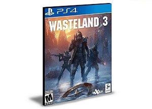 WASTELAND 3 PS4 E PS5 - MÍDIA DIGITAL