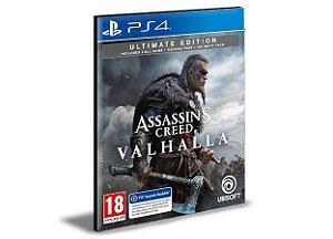 Assassin's Creed Valhalla Ultimate PS4 & PS5 PSN MÍDIA DIGITAL