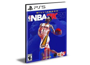NBA 2K21 PS5 NEXT GENERATION PSN MÍDIA DIGITAL