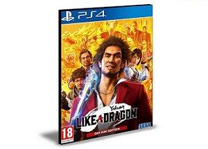 Yakuza: Like a Dragon PS4 & PS5 - PSN MÍDIA DIGITAL