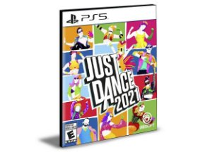 JUST DANCE 2021 PS5 PSN MÍDIA DIGITAL