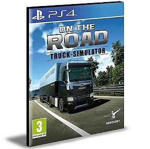 ON THE ROAD PS4 E PS5 PSN PORTUGUÊS MÍDIA DIGITAL