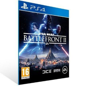 STAR WARS BATTLEFRONT 2 PORTUGUÊS PS4 E PS5 PSN MÍDIA DIGITAL