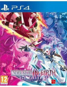 UNDER NIGHT IN-BIRTH EXE:LATE[CL-R] PS4 E PS5 PSN MÍDIA DIGITAL