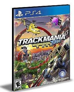 TRACKMANIA TURBO PS4 E PS5 PSN MÍDIA DIGITAL
